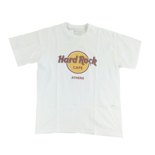 Hard Rock Cafe Athens T-Shirt - Medium