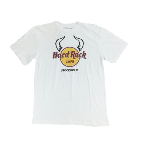 Hard Rock Cafe Stockholm T-Shirt - Medium