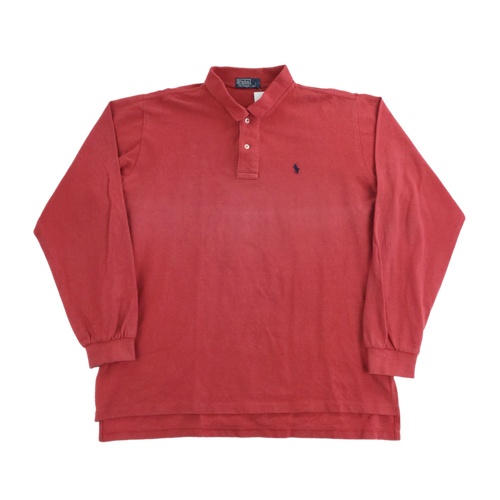 Ralph Lauren long Polo - XL