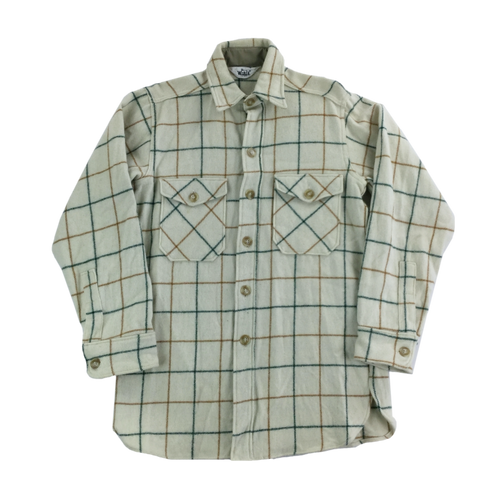 Woolrich Wool Shirt - Medium
