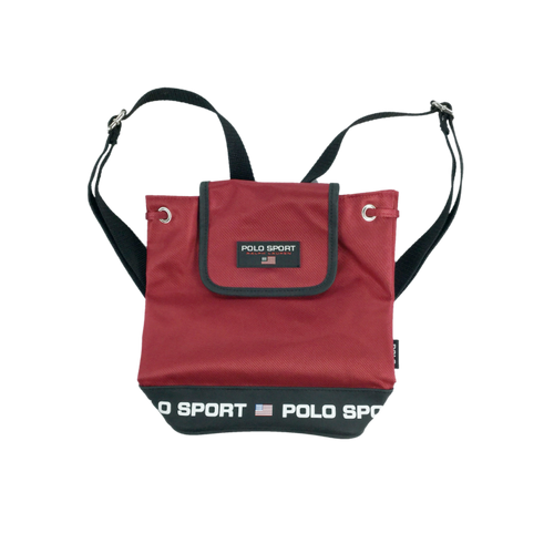 Ralph Lauren Polo Sport Small Backpack