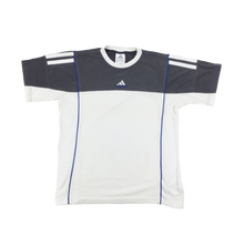 Load image into Gallery viewer, Adidas Embroidery middle logo T-Shirt - XS
