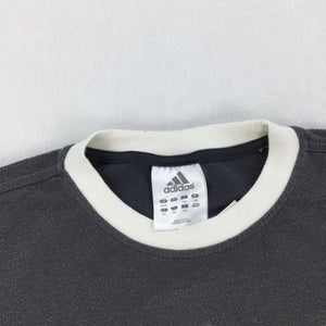 Adidas Embroidery middle logo T-Shirt - XS