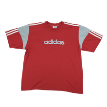 Load image into Gallery viewer, Adidas Spellout T-Shirt - Large