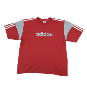 Adidas Spellout T-Shirt - Large