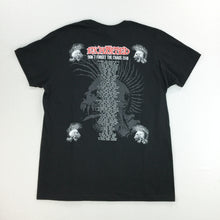 Load image into Gallery viewer, The Exploited Tour T-Shirt 2018 - Large