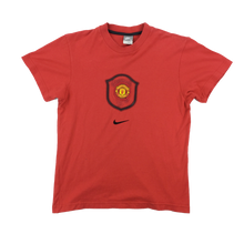 Load image into Gallery viewer, Nike Manchester United Logo T-Shirt - Women/Large