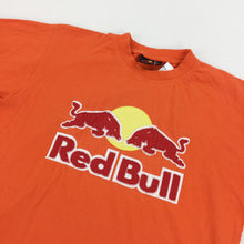 Load image into Gallery viewer, Red Bull Embroidery Logo T-Shirt - Medium