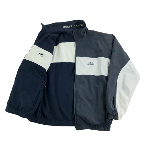 Helly Hansen Reversible Fleece Jacket - Large