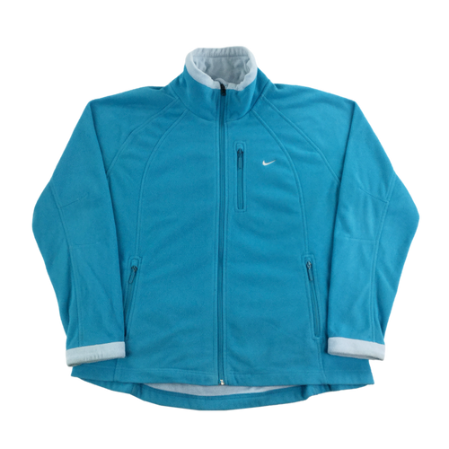 Nike Swoosh Fleece Zip Jacket - XL