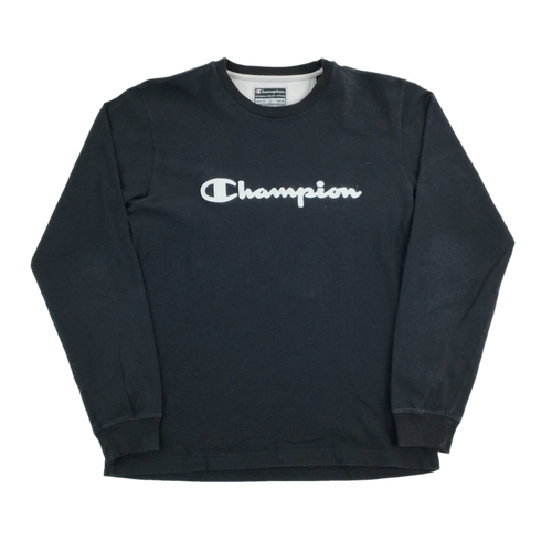 Champion Spellout Sweatshirt - Medium