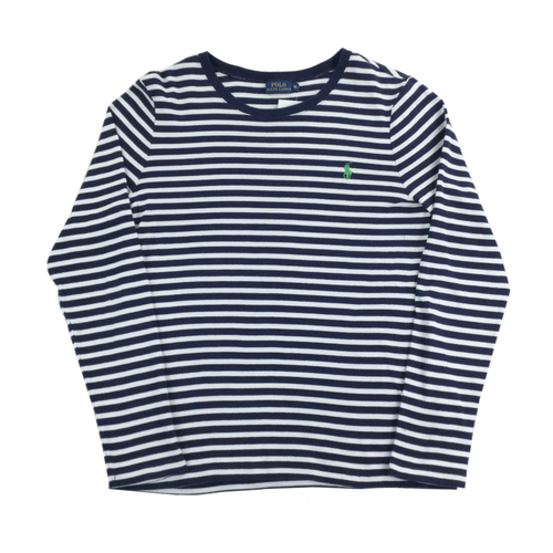 Ralph Lauren Striped Sweatshirt - Women/XL