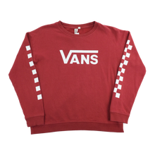 Load image into Gallery viewer, Vans Sweatshirt - Women/M