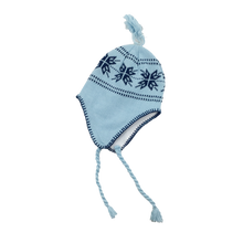 Load image into Gallery viewer, Christmas Beanie Blue