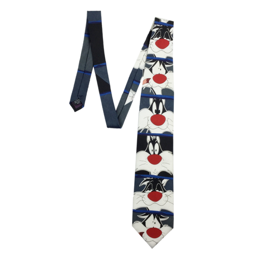 Sylvester the Cat Looney Tunes Tie