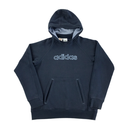 Adidas spellout hoodie - Women/M