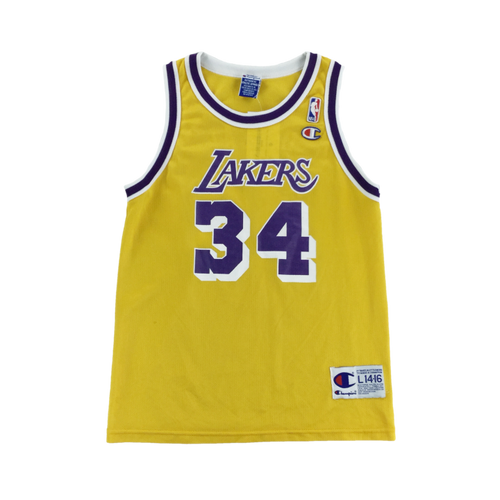 Champion Lakers O'Neal Jersey - Women/S