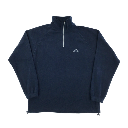 Kappa 1/4 Zip Fleece Jumper - XL