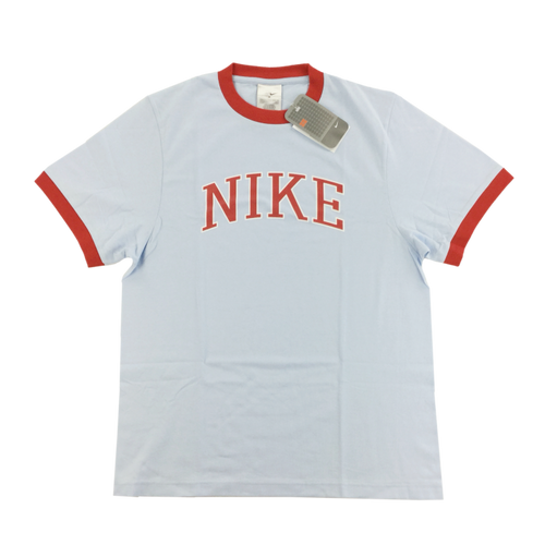 Nike Deadstock Warp Logo T-Shirt - Medium