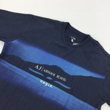 Load image into Gallery viewer, Armani Jeans T-Shirt - Large
