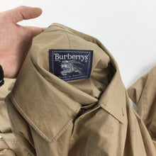 Load image into Gallery viewer, Burberry Trench Coat - XL