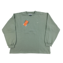 Load image into Gallery viewer, Nike Swoosh Deadstock Sweatshirt - Medium