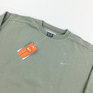 Nike Swoosh Deadstock Sweatshirt - Medium
