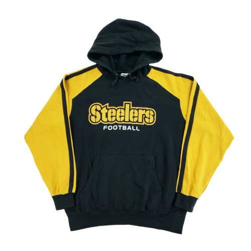 NFL Steelers Football Hoodie - Medium