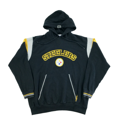 NFL Steelers Football Hoodie - Large