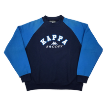 Load image into Gallery viewer, Kappa Soccer Sweatshirt - Small