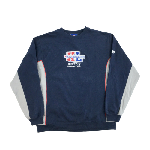 NFL Reebok Superbowl 2006 Sweatshirt - Small