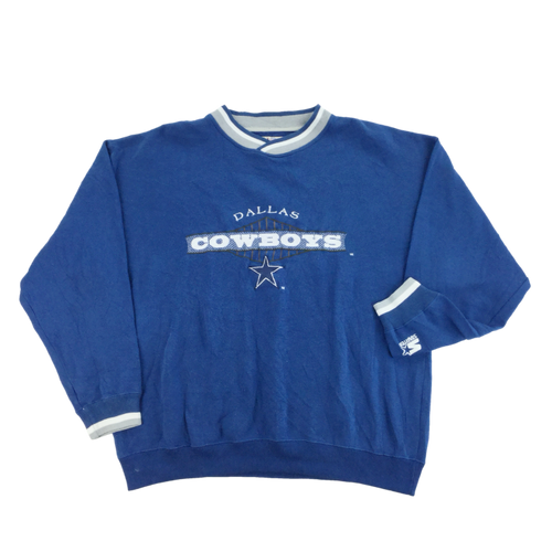 NFL Starter Dallas Cowboys Sweatshirt - XL