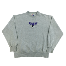 Load image into Gallery viewer, NFL Baltimore Ravens Sweatshirt - Large