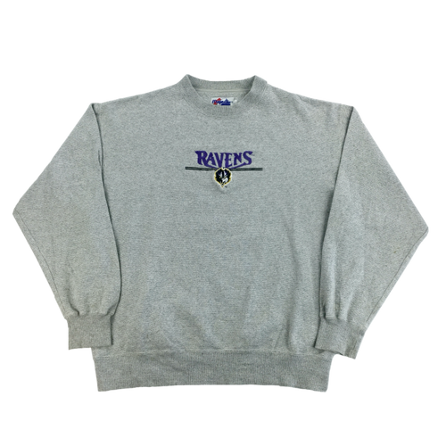 NFL Baltimore Ravens Sweatshirt - Large