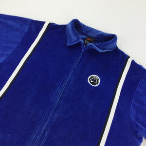 Nike 90's Basketball Zip Top - Small