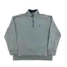 Load image into Gallery viewer, Nautica 1/4 Zip Sweatshirt - XXL