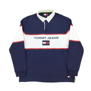 Tommy Hilfiger Jeans Rugby Jersey - XL