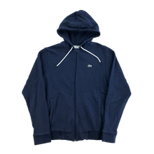 Load image into Gallery viewer, Lacoste Zip Hoodie - Small