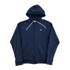 Lacoste Zip Hoodie - Small