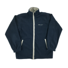 Load image into Gallery viewer, Champion Fleece Zip Jacket - Small