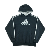 Load image into Gallery viewer, Adidas Big Logo Hoodie - Woman/Large