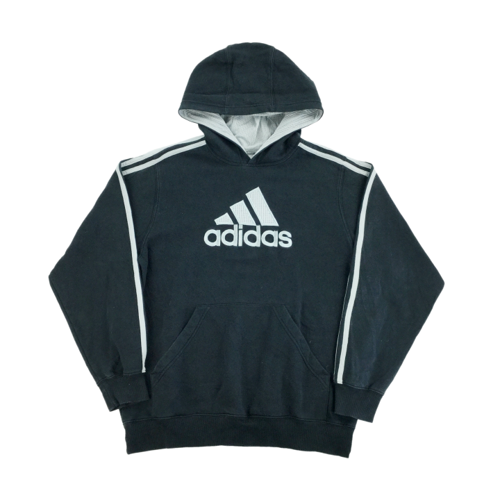 Adidas Big Logo Hoodie - Woman/Large