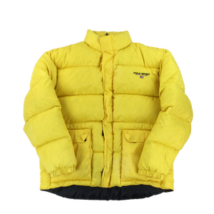 Ralph Lauren 90s Polo Sport Puffer Jacket - Large