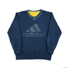 Load image into Gallery viewer, Adidas Big Logo Sweatshirt - Large