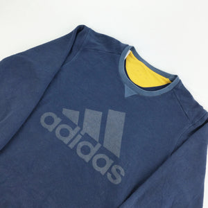 Adidas Big Logo Sweatshirt - Large