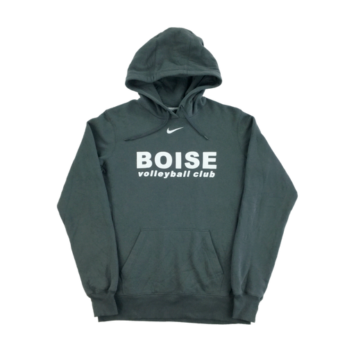 Nike Center Swoosh Boise Volley Hoodie - Woman/Medium