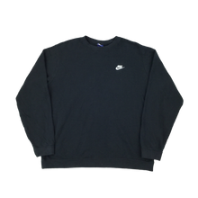 Load image into Gallery viewer, Nike Basic Sweatshirt Black - XL