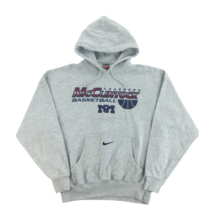 Nike Center Swoosh McClintock Basketball Hoodie - Small