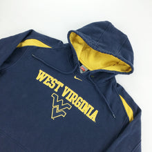 Load image into Gallery viewer, Nike 90s Center Swoosh West Verginia Hoodie - Large