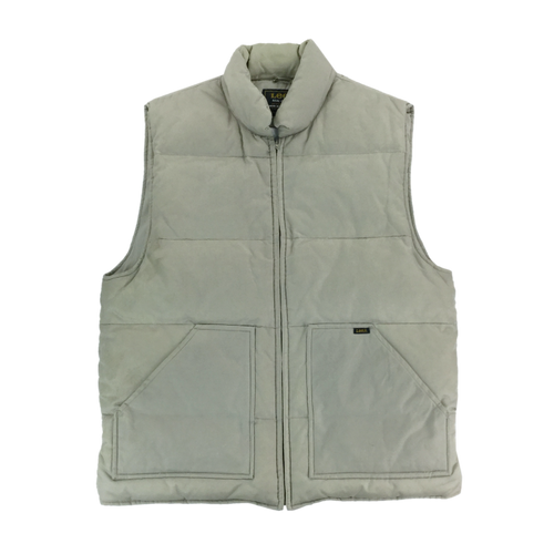 Lee Puffer Gilet - Large